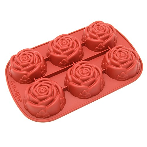 Freshware CB 205RD 6 Cavity Silicone Homemade product image