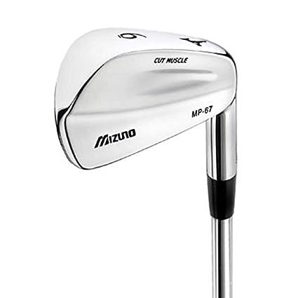 Amazon.com: Mizuno MP 67 Single Iron 3 Iron Steel Stiff ...