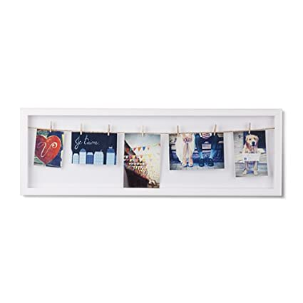 Amazon.com - Umbra Clothesline Flip Picture Frame - Single Frames
