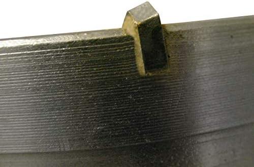 Mètre dur scie cloche trépan carbure à M22 filetage 40mm