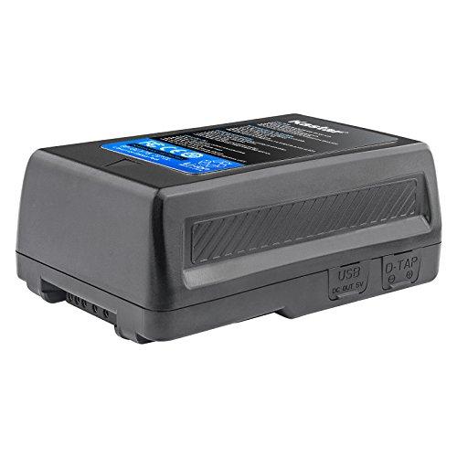 Kastar BP-GL178 Broadcast Replacement V Mount Battery, 14.8V 12000mAh 178Wh for Sony PMW-EX330K PMW-EX330L PMW-580K PMW580L PDW-680 PDW-700 PDW-850 PMW-TD300 HDW-F900R HDW-680 HDW-800P PMW-F55 PMW-F5 by Kastar (Image #2)