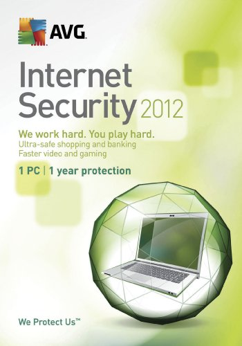 AVG 2012 Internet Security - 1 User - 1 Year [Download]