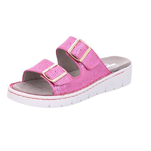Jenny Jenny Femme Mules Rouge Mules pour O4qxgwdY