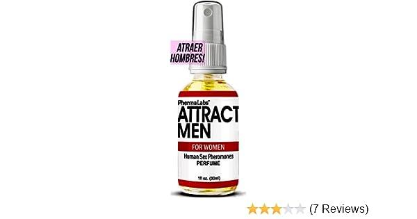 Amazon.com : El Secreto PARA ATRAER HOMBRES! PODEROSAS SEXO FEROMONA HUMANAS perfume 1oz : Beauty
