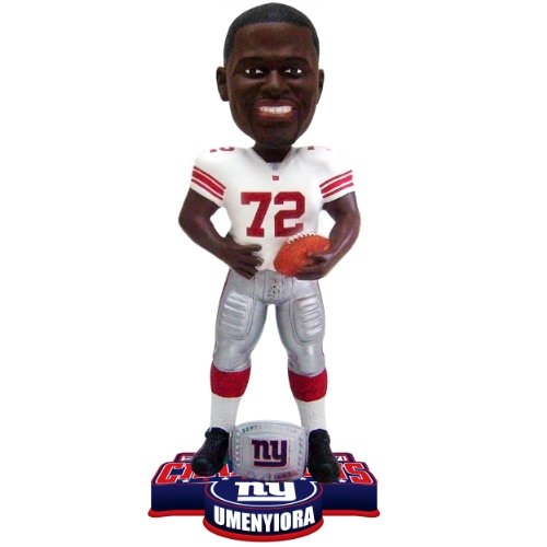 Super Bowl Bobble Head Doll - 7