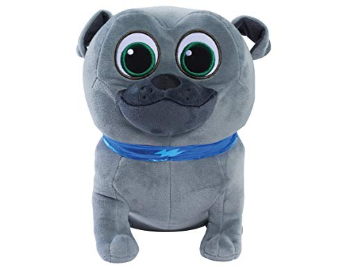Puppy Dog Pals Medium Plush Bingo, Gray from Puppy Dog Pals