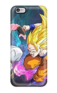 2532623K49313036 New Diy Design Dbz Goku For Iphone 6 Plus Cases Comfortable For Lovers And Friends For Christmas Gifts