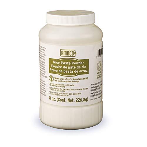 Amaco Rice Paste Powder, 8 oz (41801A)