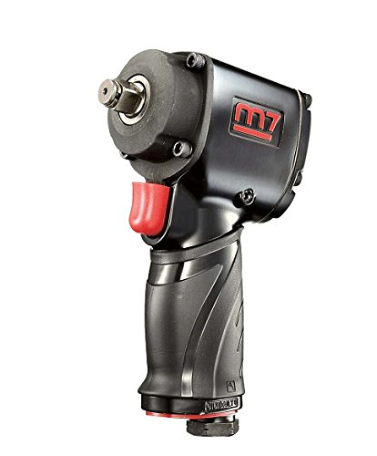 Mighty Seven (NC-4611Q) Mighty Quiet 1/2″ Mini Impact Wrench