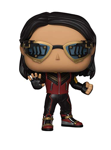 Funko Pop Television: The Flash - Vibe Collectible Figure, Multicolor]()