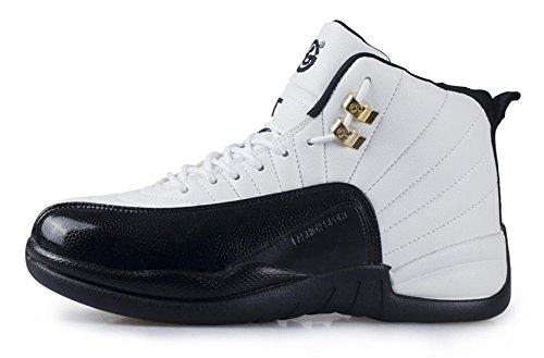 Jiye Mens Scarpe Da Basket Per Donna Sneakers Nere
