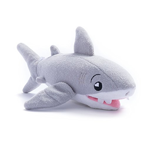 SoapSox Tank The Shark Baby Bath Toy Sponge]()