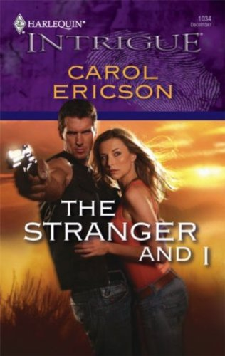 book cover of The Stranger and I