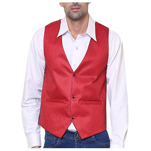 41Rn8lvvFDL. SS500  - SORELLA'Z Men's Waistcoat (Multicolour, Free Size)
