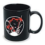 ICUP Marvel - Daredevil Hells Kitchen Ceramic Mug, 20 oz, Black