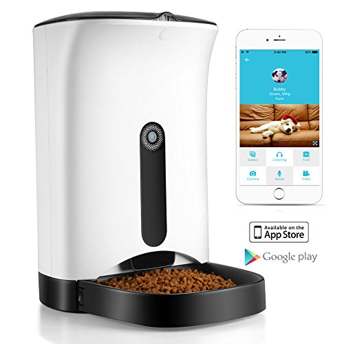 Flexzion Automatic Feeder Animal Android