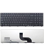 New Laptop Keyboard for Acer Aspire 5742 5742G 5742Z 5742ZG, US layout Black color