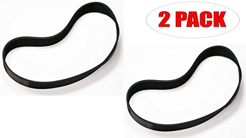 Dewalt DW718 Miter Saw Replacement Belt (2 Pack) # 153555-00-2pk
