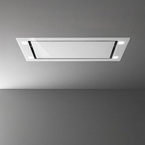 Falmec - Campana extractora de techo Sirio acabado blanco de ...