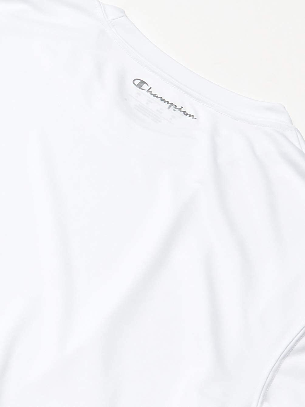 Champion Men's Long-Sleeve Double-Dry Performance T-Shirt at  Men's Clothing store