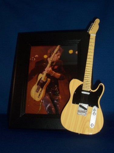 Rolling Stones Keith Richards guitarra marco de fotos: Amazon.es ...