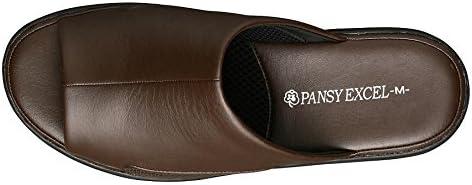 Pansyサンダル通気性抜群メンズMen'sパンジーエクセル9020