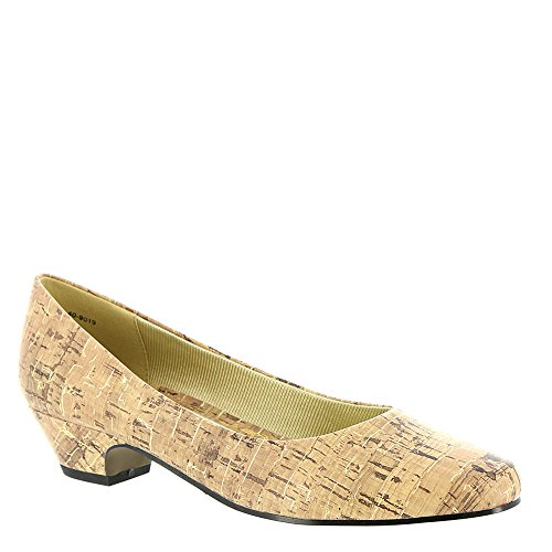 Pumps Cork Halo Street Classic Womens Toe Round Easy YBvqw