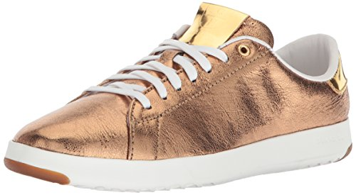Cole Haan Women's Grandpro Tennis, RUGGINE Glitter, 9.5 B US