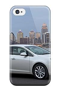 Premium Buick Verano White Heavy-duty Protection Case For Iphone 5c