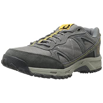 New Balance Men's MW659 Country Walking Shoe,Black/Grey,7 4E US