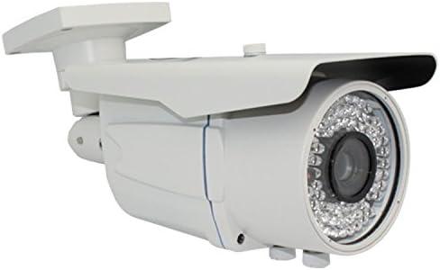 Sony CMOS 1800TVL 72pcs IR 2.8-12mm Lens Waterproof Security Surveillance Camera