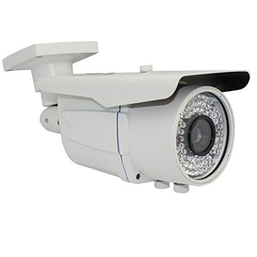 GW Security Professional CCTV 1000TVL 6-22mm Varifocal Lens, 72pcs IR LED Outdoor Security Camera