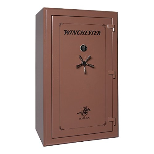 Winchester Safes S724213E Electronic Silverado Gun Safe Saddle