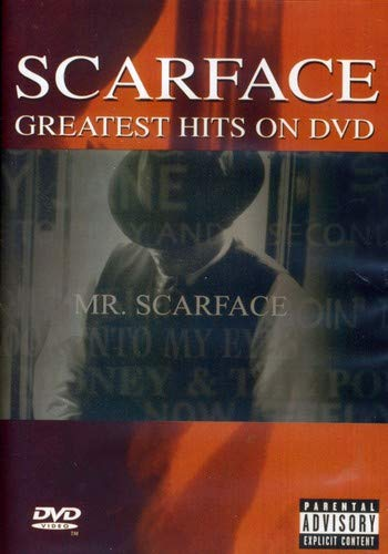 Price comparison product image Scarface - Greatest Hits on DVD