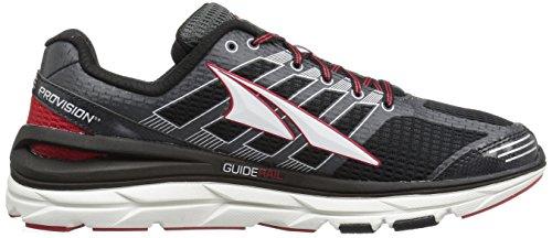 Altra Provision 3 scarpa corsa uomo strada - Black/Red 42