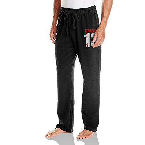 (Halloween Friday The 13th Classic Jogger Sweatpants For Men's)
