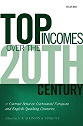 Top Incomes Over the Twentieth Century: A Contrast Between European and English-Speaking Countries