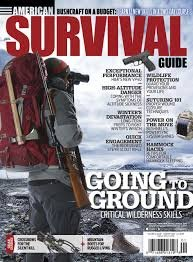 American Survival Guide: January 2016 (Going To Ground)
