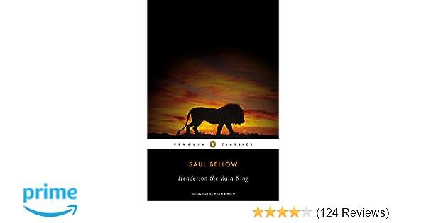 Amazoncom Henderson The Rain King Penguin Classics