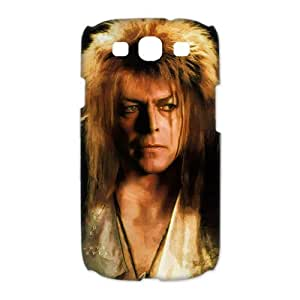 3D Print Labyrinth by UK Famous Rock Musician&Actor David Bowie Case Cover for Samsung Galaxy S3 I9300- Personalized Hard Cell Phone Back Protective Case Shell-Perfect as gift