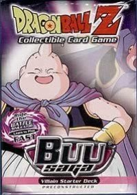 Dragonball Z Score Trading Card Game Buu Saga Hero Starter Deck (Dragon Ball Z Personality)