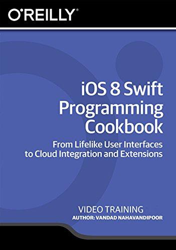 iOS 8 Swift Programming Cookbook [Online Code]