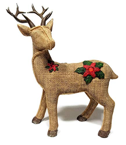 CCS Reindeer Christmas Figurine, 11