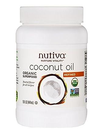 Aceite De Coco Organico Natural Para El Cabello Adelgazar Para La Cara 100% Garantizado by