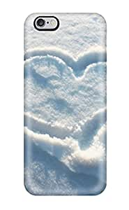 Hot Tpu Cover Case For Iphone/ 6 Plus Case Cover Skin - Imaginative Winter Loves