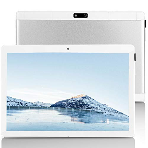 10 inch Android Tablet PC, 4GB RAM, 64GB ROM, Octa -Core CPU, 5G-WiFi ,HD Touchscreen,3G Phone Call Dual SIM Cards ,GPS…