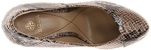 Womens Cagney Isola Isola Sand Isola Cagney Womens Sand tqwUnOX