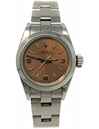 Oyster Perpetual swiss-automatic womens Watch 67180 (Certified Pre-owned)