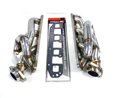 OBX Header Manifold Exhaust 06-08 DODGE 1500 RAM 5.7L HEMI 2WD