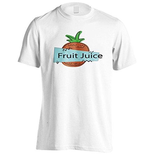 Neue Ananas Fruchtsaft Lecker Herren T-Shirt m150m